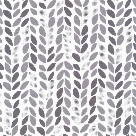Gray Quilting Fabric by Cloud 9 Premium Quilt Fabric Vinca Gray Jo