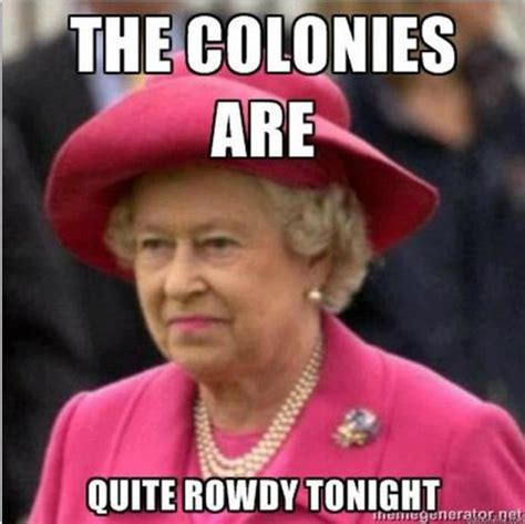 The Queen Meme - the best election day reaction memes