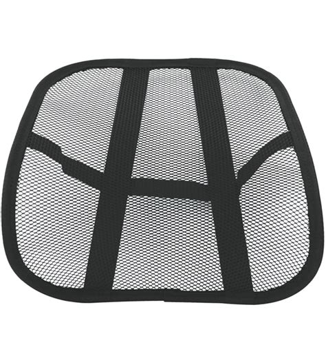 Mesh Back Support mesh back support in lumbar cushions