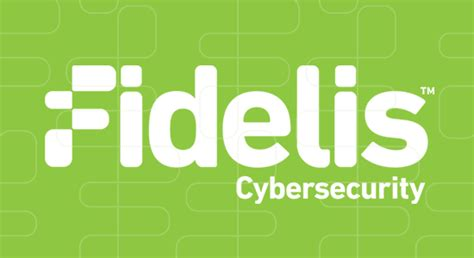 fidelis cybersecurity system management solution