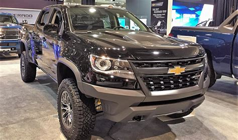 truck shows in colorado chevy colorado zr2 makes canadian debut at calgary auto