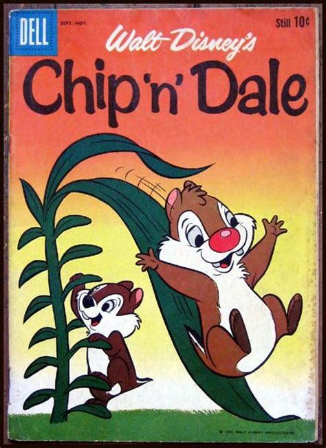 Dress Chip N Dell dell comics walt disney production chip n dale comic 23 1960 from openslate on ruby