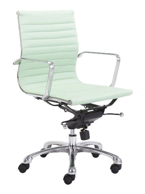 mint green desk chair mint office chair my office pinterest