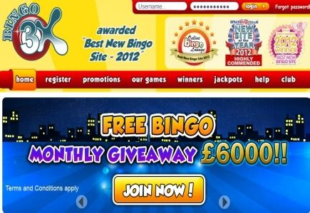 thrice a week play for 163 1 million thrice a week at bingo3x 5th of jul