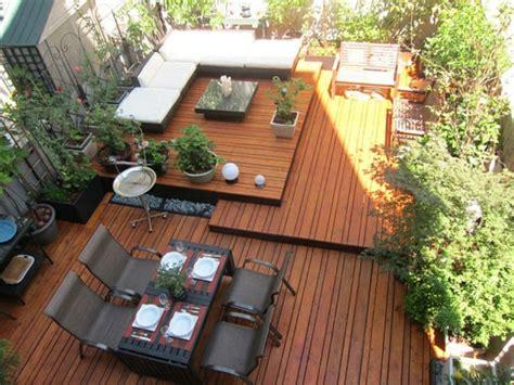 dachterrasse ideen stadtwohnung dachterrassengestaltung ideen terrassen