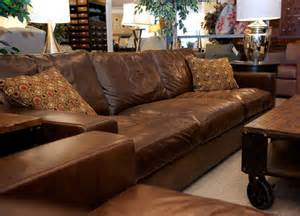Toronto Leather Sofa Leather Furniture Loft At Joshua Creek Trading Oakville