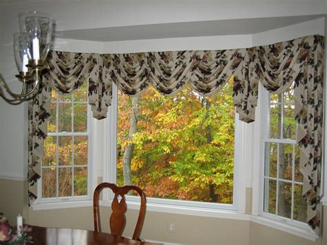 bay window window treatments window treatments for bay windows