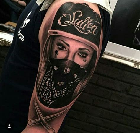 bandana tattoo design best 25 bandana ideas on gangster