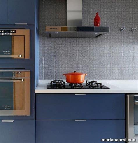 Kitchen Design Images Pictures by 30 Cozinhas Decoradas Para Quem 233 Apaixonado Por Azul