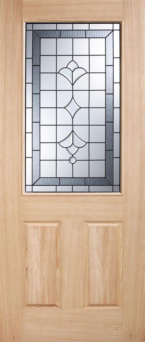 Thermal Front Doors Winchester Glazed Thermal External Oak Door