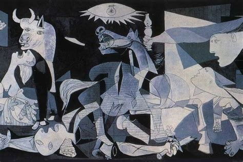 picasso paintings meaning pablo picasso s masterpiece guernica 1937 abc news