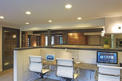 real estate office design corner offices are a coveted
