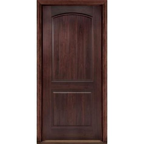 Fiberglass Exterior Doors Home Depot Masonite Avantguard 2 Panel Finished Smooth Fiberglass Prehung Front Door With No
