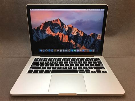 Macbook Pro A1502 apple macbook 2017 apple macbook pro retina a1502 13