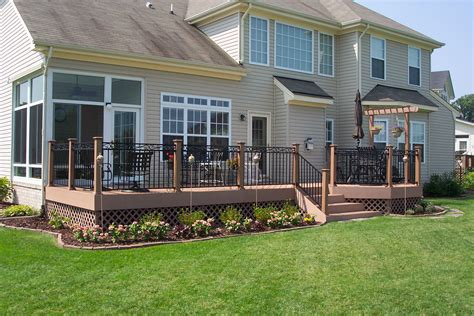 5 ways to make your deck better st louis decks screened porches pergolas by archadeck