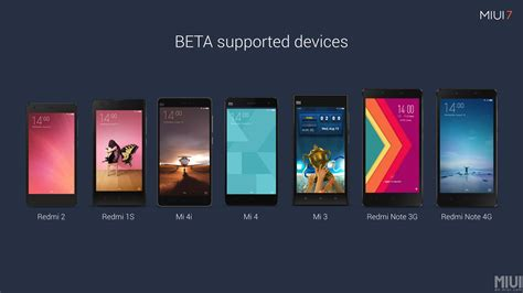 miui themes windows 10 xiaomi releases miui 7 beta here s how to install it on
