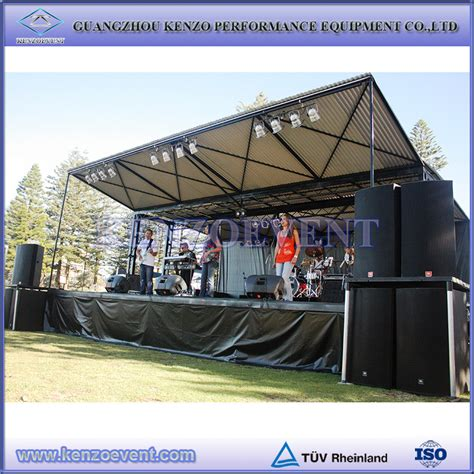 backyard stage design adjustable compact aluminum outdoor concert stage design buy outdoor concert stage
