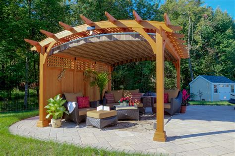 backyard structure outdoor structures gazebos pavilions and pergolas