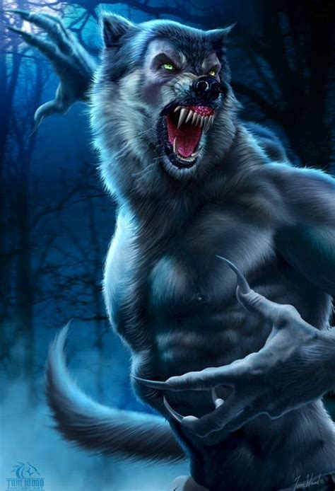 Awesome Wolf | www.imgkid.com - The Image Kid Has It! Awesome Pictures Of Werewolves
