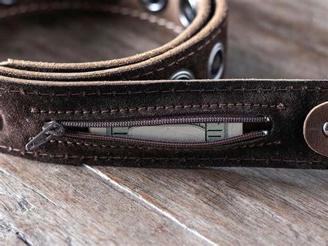 Leather Belt Handmade - handmade brown leather belt gifts for