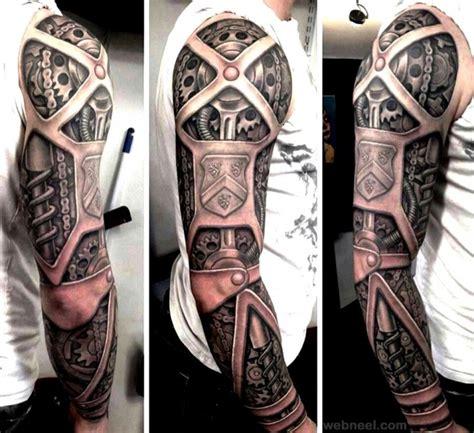 tattoo design mechanical 3d mechanical tattoo hand 30