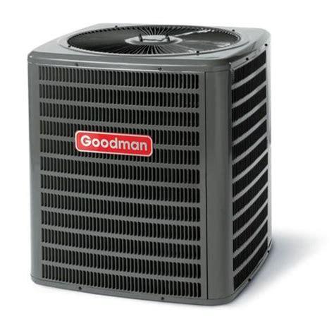 goodman air conditioner brands dsxc160361 3 ton 16 seer goodman air conditioner