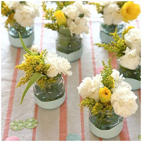 diy wedding flower ideas diy flower jars wedding ideas want that wedding a uk