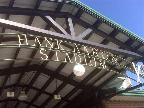 hank aaron stadium lights meeting willie mays hank aaron dixie dining