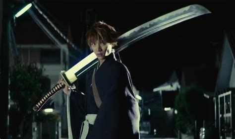 new bleach live action movie trailer shows ichigo in