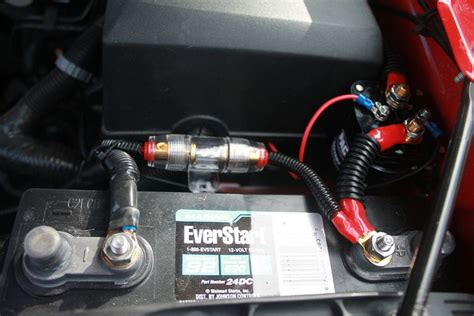 amp fuse   car   size