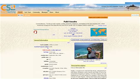 best couch surfing websites 25 de los 50 websites top segun la revista time taringa