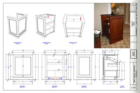 kitchen cabinet drawing software cabinet cad software bar cabinet