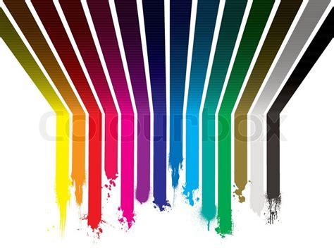 Auf Der Decke by Helle Bunter Regenbogen Malen Explosion Mit Streifen