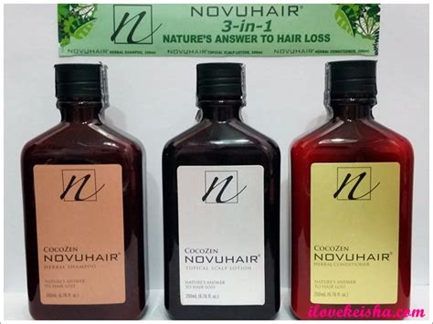 Prices Keisha 1 novuhair 174 3 in 1 nature s answer to hair loss i