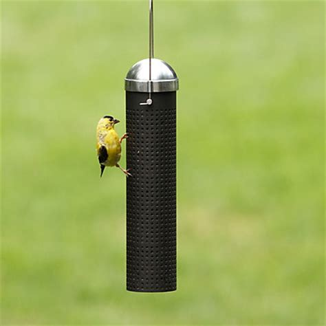 perky pet 174 10 quot metal finch feeder model ff10 birdfeeders com