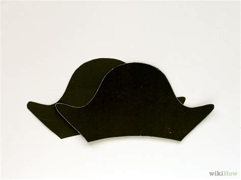 How To Make A Pirate Hat Out Of Construction Paper - 5 ways to make a pirate hat wikihow