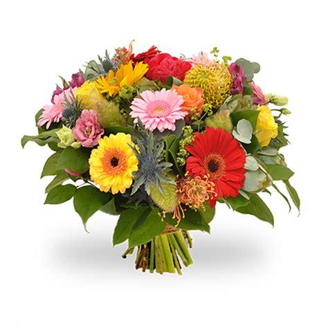 mooie bos bloemen bezorgen boeket sandy bloemen bestellen en bezorgen topbloemen nl