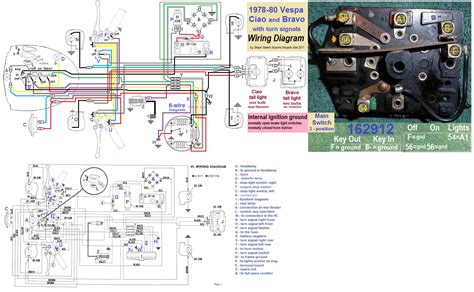 vespa gt200 wiring diagram wiring diagrams wiring