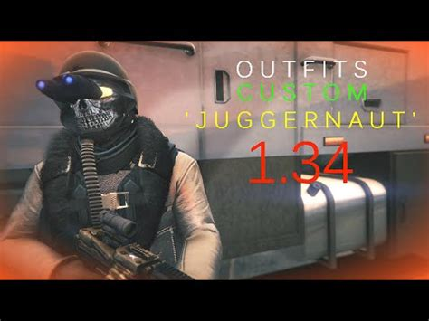 tutorial gta online ps4 gta online juggernaut outfit tutorial 1 34 ps4