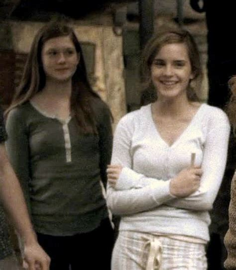 hermione granger ginny weasley image ginyherms jpg harry potter wiki fandom powered