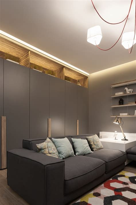 svoya studio apartment in ukraine designed by svoya studio your house idea