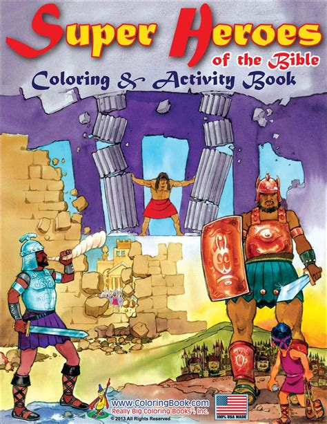 my big book of bible heroes devotional books coloring books heroes of the bible