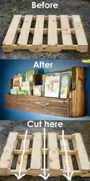 Rustic Bookshelves 15 crazy creative diy bookshelves
