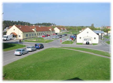 Army Base In Germany Housing by Vilseck Germany On Germany Bavaria Germany