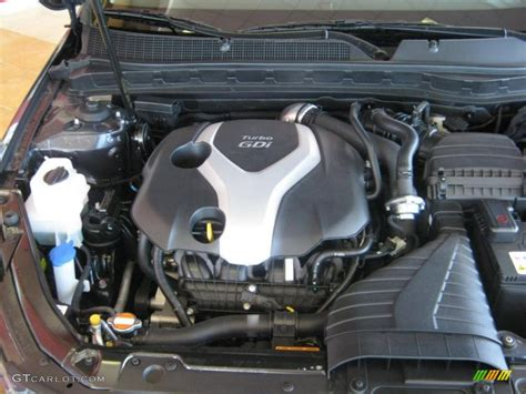 2011 Kia Optima Gdi Engine 2011 Kia Optima Sx 2 0 Liter Gdi Turbocharged Dohc 16