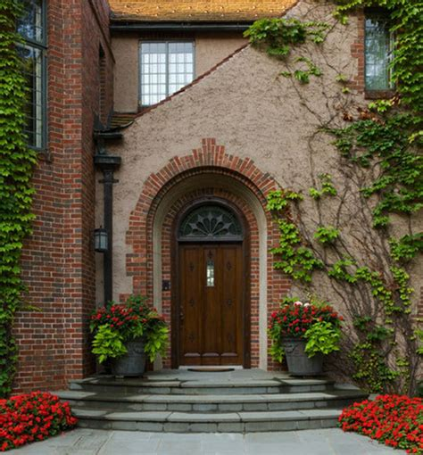 house entrance ideas 30 inspiring front door designs hinting towards a happy home freshome com