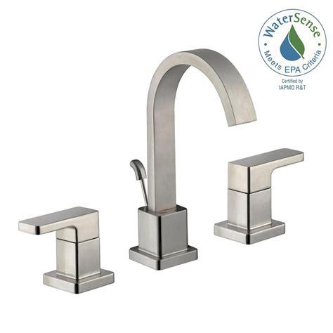 schon marx 8 in widespread 2 handle high arc bathroom