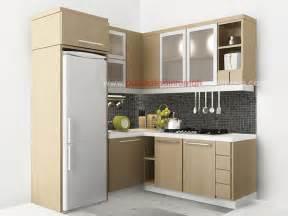 kitchen set furniture model dapur minimalis