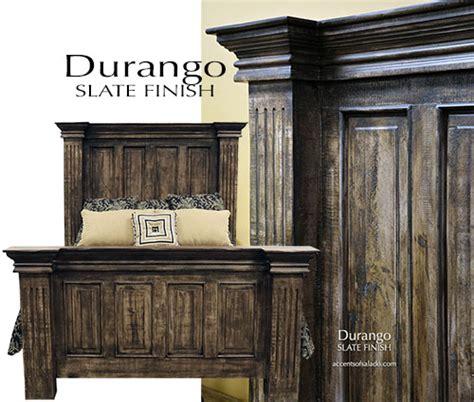 Durango Collection Old World Tuscan Hacienda And Hacienda Bedroom Furniture