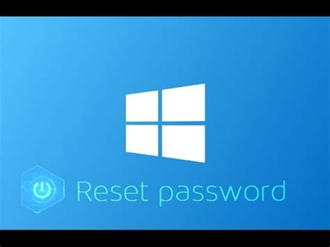 reset windows vista password youtube how to change windows password without knowing the